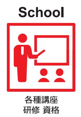 各種講座 研修 資格